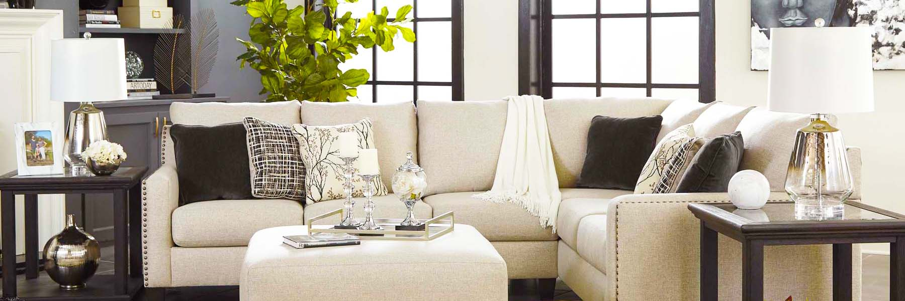Hallenberg Fog 3 Piece Sectional at MJM Furniture on Best in BC
