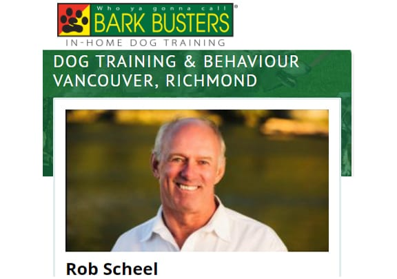 Bark Busters on Best In BC