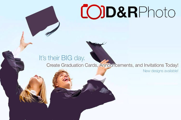D&R Photo ~ Graduation Cards, Invitations and Photos for their big day