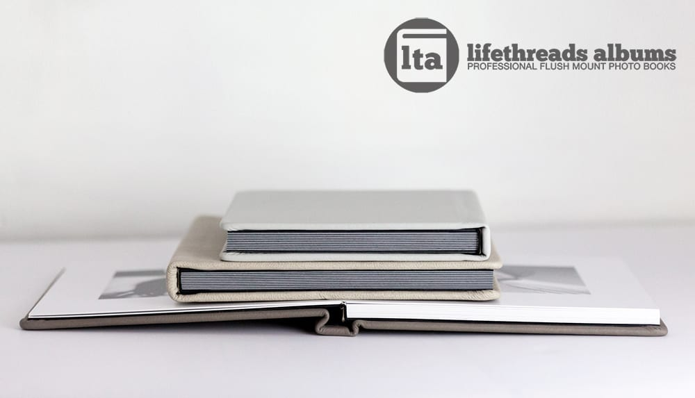 Hand Made Full Grain Leather Photo Album Covers by lifethreads albums