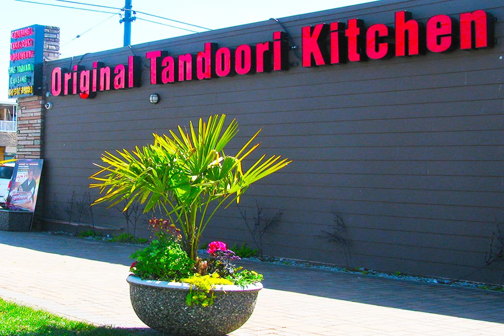 Original Tandoori Kitchen on Best in BC