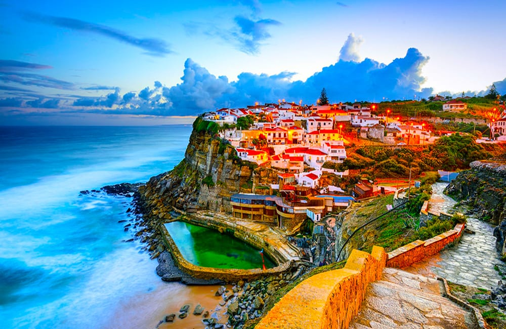 Visit the Coast of Portugal with Columbus World Travel